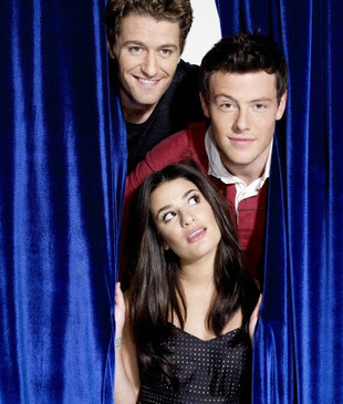 Lea Michele and Cory Monteith's Relationship Remembered: Before They Were Dating