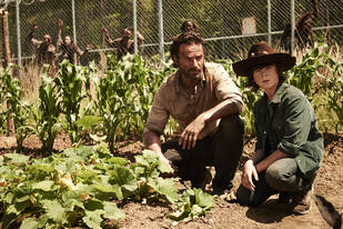 The Walking Dead Season 4: Should Rick Grimes Have Given Carl Grimes His Gun Back?