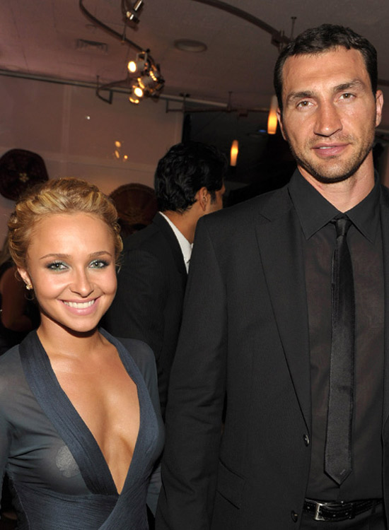 "Hayden Panettiere Dishes on Engagement Ring, ""Romantic"" Proposal, Environment Award"