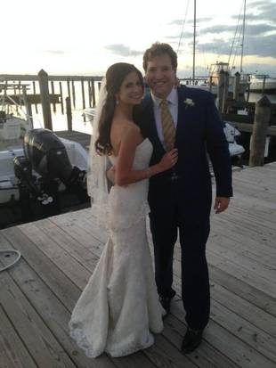 Bachelor Alum Jackie Gordon Ties the Knot! See the Pics