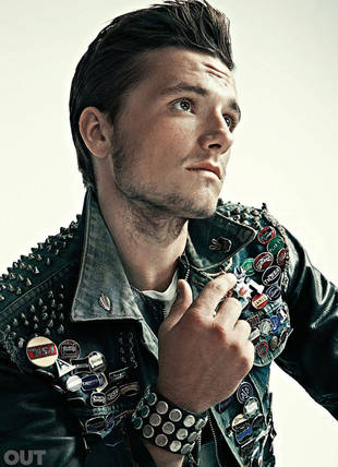 Josh Hutcherson Wants Hunger Games Threesome, Opens Up on His Sexuality