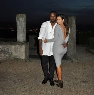 Kanye West Kim Kardashian Wedding: Kanye's a Total Groomzilla! Report