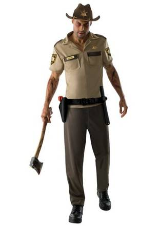 The Walking Dead Halloween Costume Giveaway: Winner Announced!