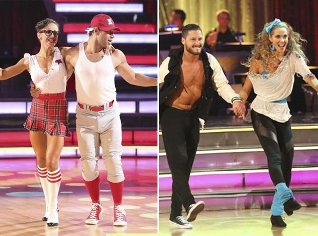 Dancing With the Stars Season 17, Week 7: Corbin Bleu and Karina Smirnoff's Cha-Cha-Cha