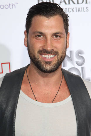 Maksim Chmerkovskiy Joins the USO to Launch Dance For the Troops