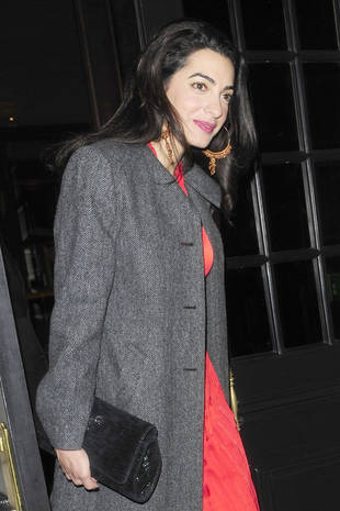 George Clooney's Latest Date Is Amal Alamuddin (UPDATE: He Says…)