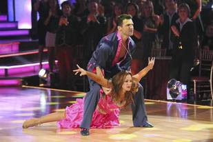 Dancing With the Stars 2013: Leah Remini and Tony Dovolani's Week 3 Rumba (VIDEO)