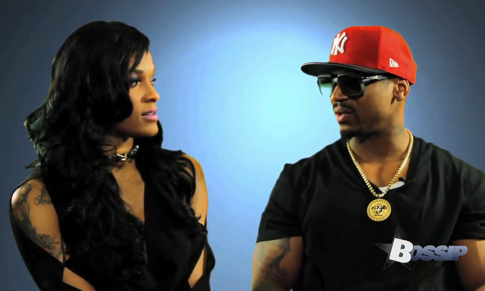 Joseline Hernandez and Stevie J. Talk Babies! Who Wants Kids First? (VIDEOS)