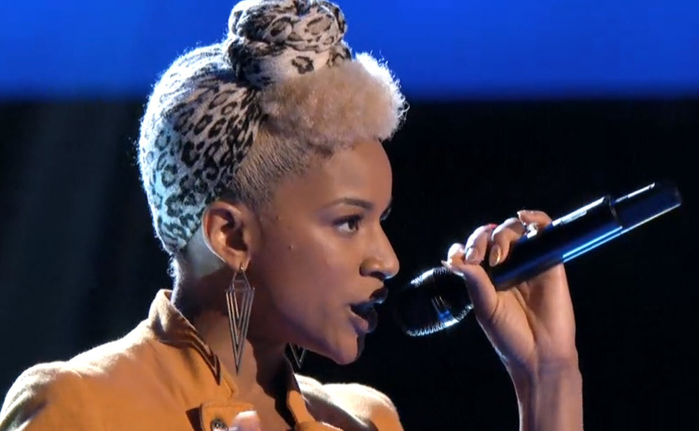 "Watch Ashley DuBose Sing ""Diamonds"" on The Voice 2013 Blind Auditions — Sneak Peek (VIDEO)"
