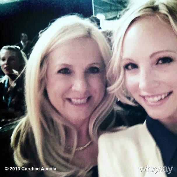 Candice Accola Attends NY Bridal Week With Her Mom — She's Planning Her Wedding!