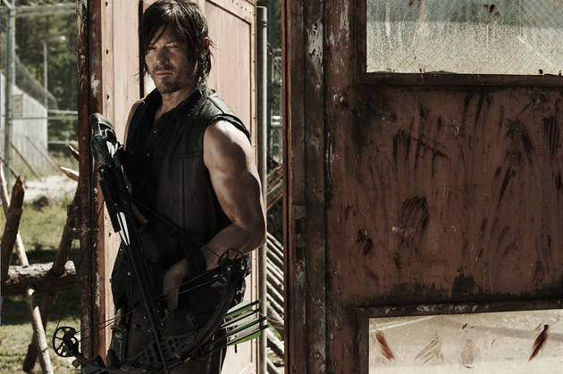 The Walking Dead Season 4: Norman Reedus Says Daryl Dixon Will Blossom Into a Leader