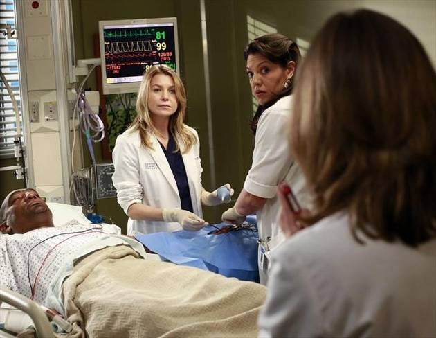 "Grey's Anatomy Season 10 Spoilers: Will Callie Be Meredith's New ""Person""?"