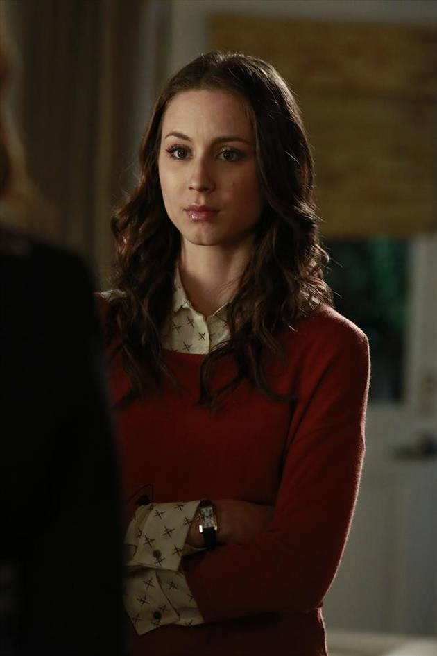 Pretty Little Liars: Breaking Down What Ali Told Spencer in Her House