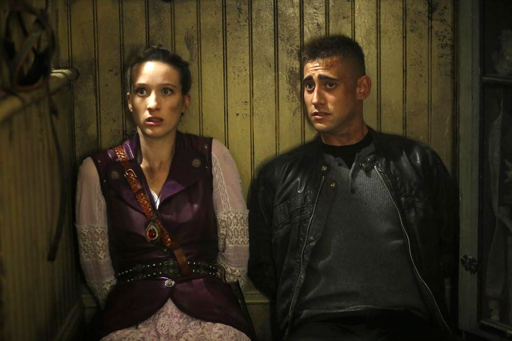 """Once Upon a Time in Wonderland Recap: Season 1, Episode 3, """"Forget Me Not"""""""