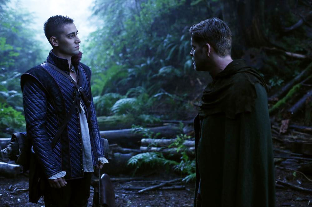 """Once Upon a Time in Wonderland Season 1, Episode 3 Promo: """"Forget Me Not"""" (VIDEO)"""