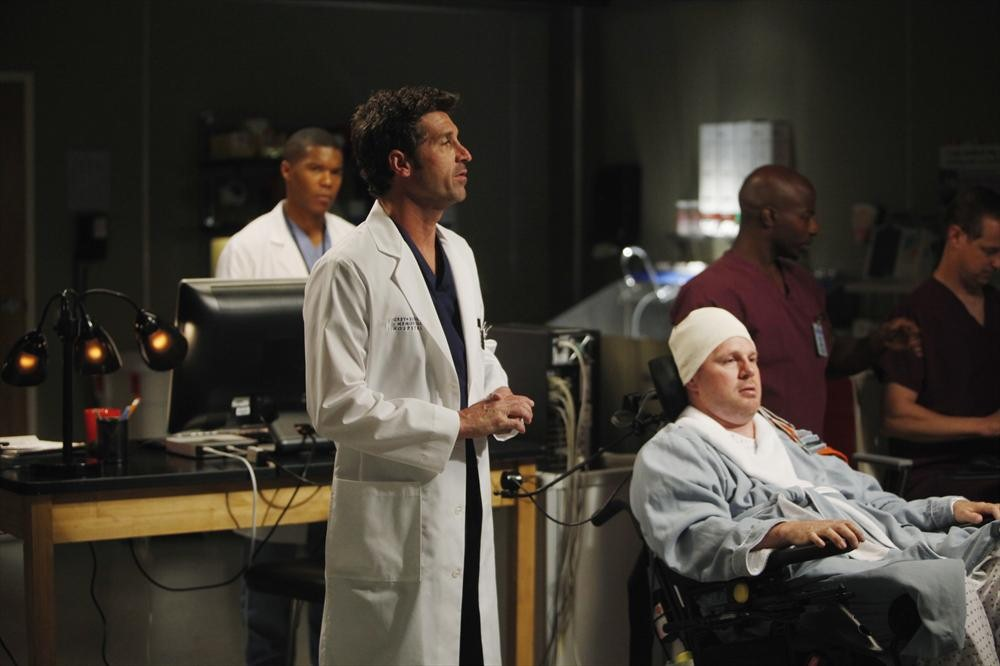 "Grey's Anatomy Recap: Season 10, Episode 6, ""Map of You"""
