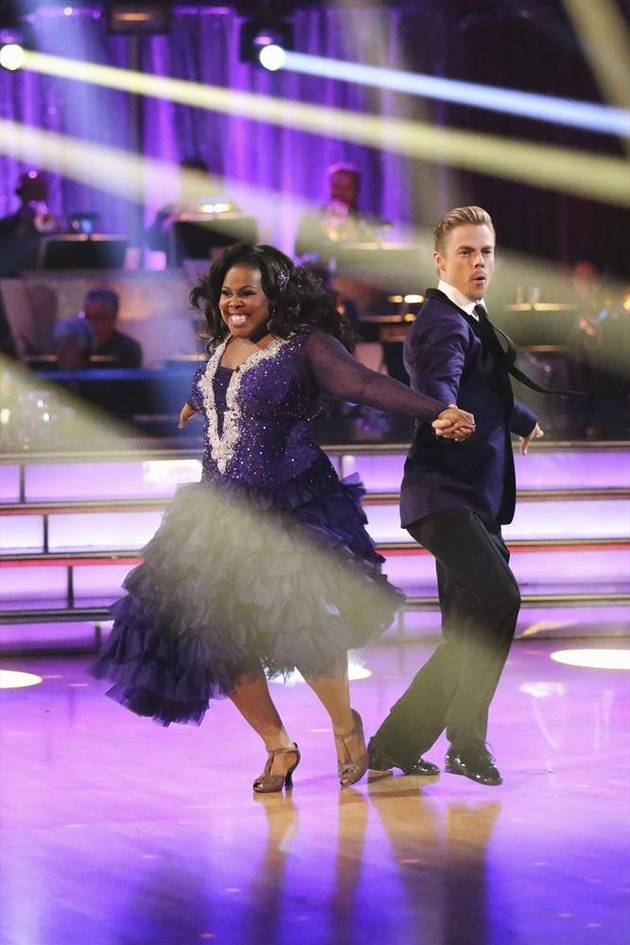 "Amber Riley Recalls ""Rock Bottom"" Days Before She Booked Glee"