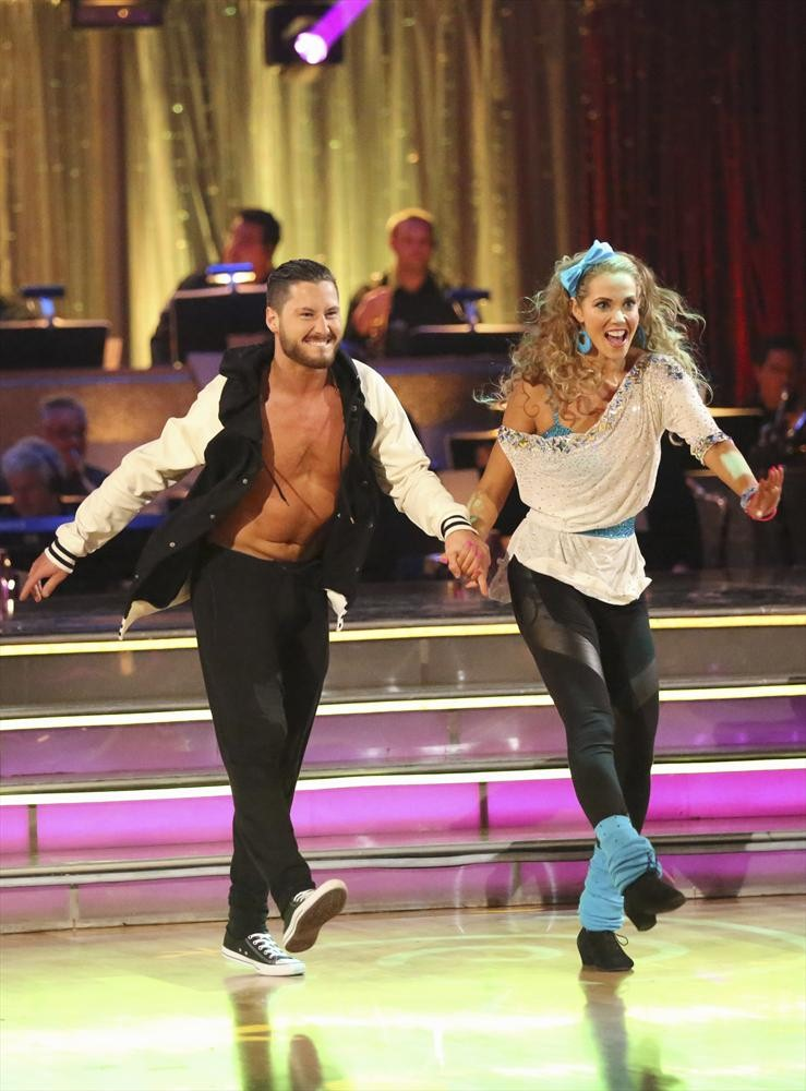 Val Chmerkovskiy Raps About Chicken Soup — And It's the Best Thing You'll Ever See! (VIDEO)