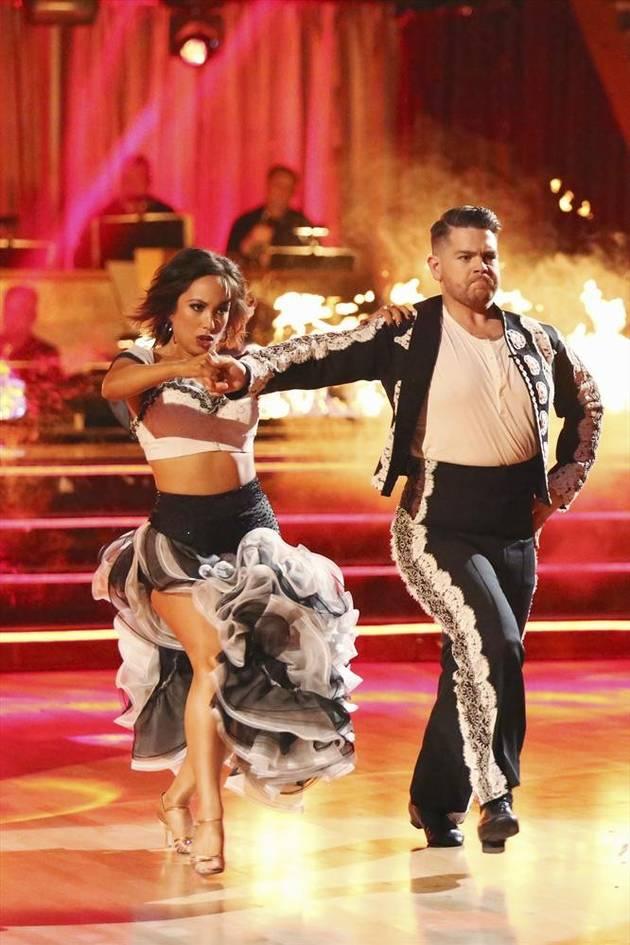 Dancing With the Stars Season 17, Week 7: Jack Osbourne and Cheryl Burke's Jive