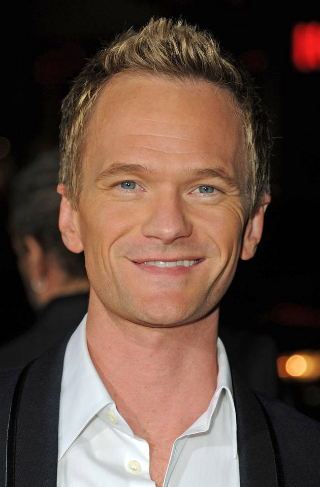 Neil Patrick Harris in Glittery Drag for Broadway's Hedwig and the Angry Inch (PHOTO)
