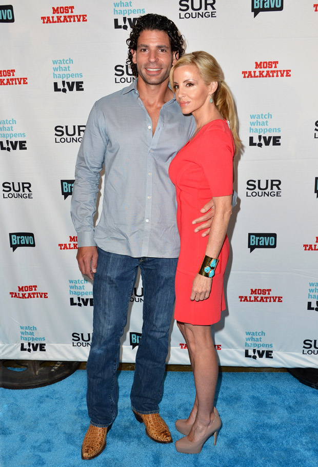 "Camille Grammer Says ""BF Is Out of the Picture"" — Did She Split From Dimitri?"