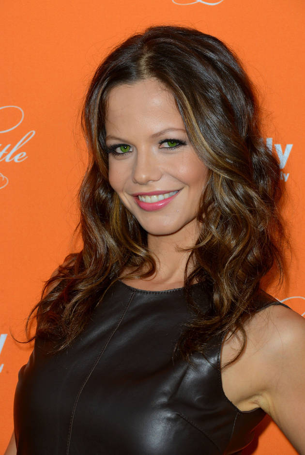 Pretty Little Liars Star Tammin Sursok Shows Off Baby Girl Phoenix Emmanuel (PHOTO)