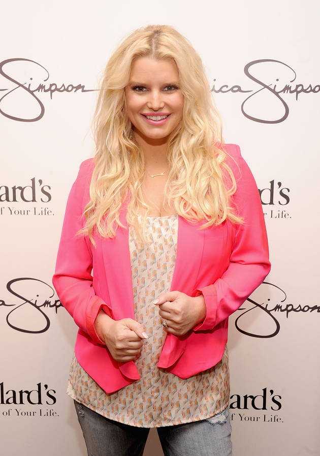 Jessica Simpson's Weight Loss After Baby: Her Food and Diet Tips