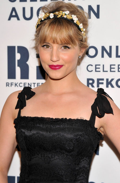 Dianna Agron Starring in a New Thriller — With THIS Gossip Girl Star!