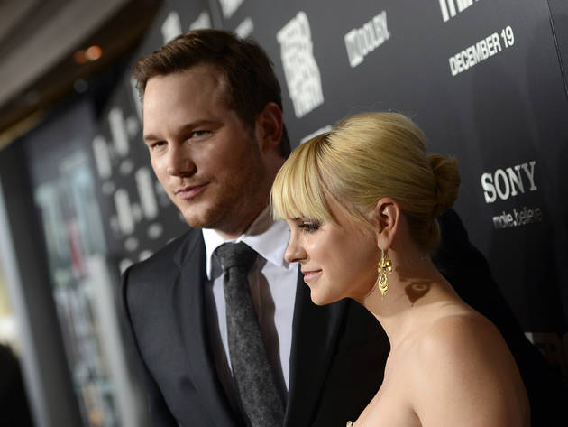 Parks and Recreation's Chris Pratt Reunites With Infant Son Jack on Twitter (PHOTO)