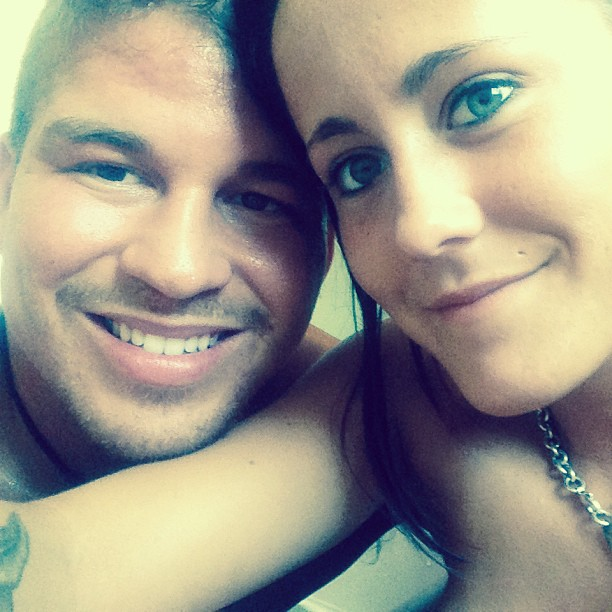 Jenelle Evans Shows Off Sexy Red Highlights (PHOTO)