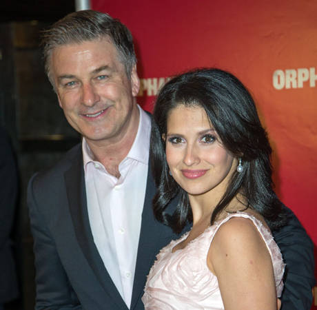 See Alec and Hilaria Baldwin's Brand New Baby Girl! (PHOTO)