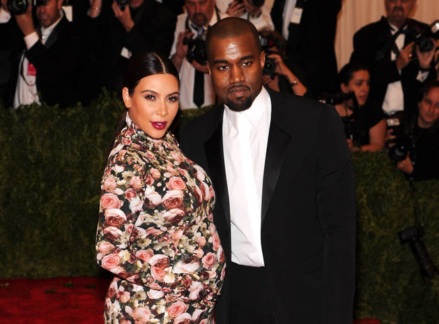 "Kim Kardashian on Wedding to Kanye West: We'll Do ""Whatever He Wants"""