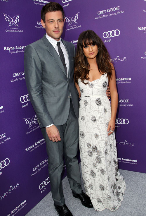 "Lea Michele Breaks Cory Monteith Silence: ""There Was No Greater Man"""