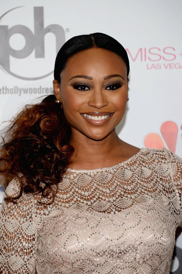 Cynthia Bailey Claims Kandi Burruss Did NOT Elope in Mexico