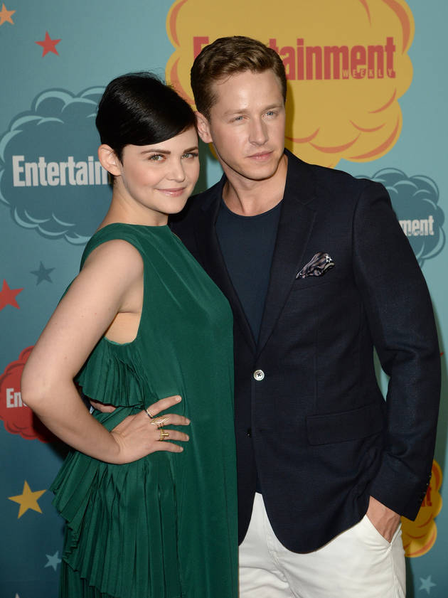 Ginnifer Goodwin and Josh Dallas Are Engaged!