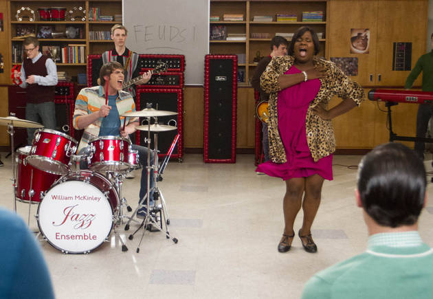 Glee's Network, FOX, Ranked #1 In LGBT Inclusiveness on TV!