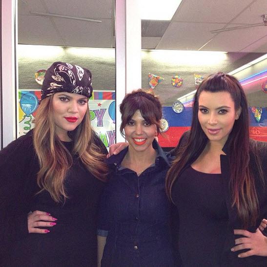 Kim Kardashian Confronts Khloe Kardashian For Avoiding Adoption (VIDEO)