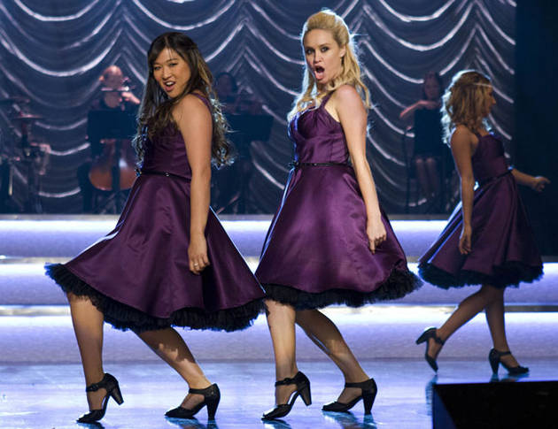 Glee Music Spoilers! First Listen + Beatles Song List: Season 5, Episode 2