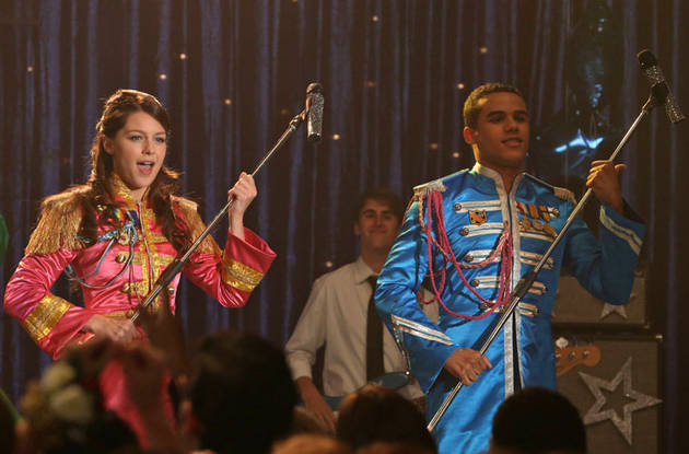 Glee Ratings Drop Even Lower for Season 5, Episode 2!