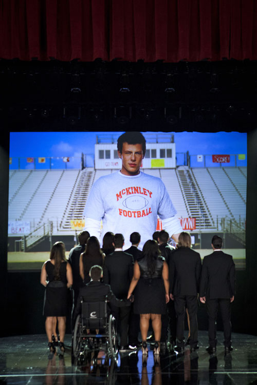 Glee Will End In Cory Monteith's Honor, Creator Ryan Murphy Says