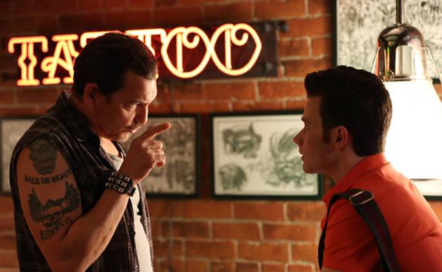 "Synopsis of Glee Season 5, Episode 5: ""The End of Twerk"" — Tattoo for Rachel?"