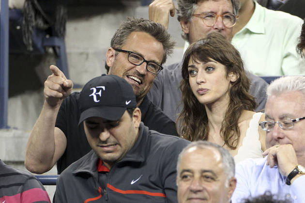 Matthew Perry and Lizzy Caplan Break Up: Couple Ends 6-Year Relationship