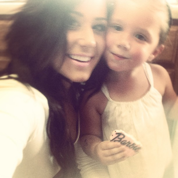 Chelsea Houska's Daughter Aubree Starts Ballet Classes! (PHOTO)