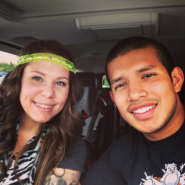 Kailyn Lowry and Javi Marroquin Celebrate Big Anniversary