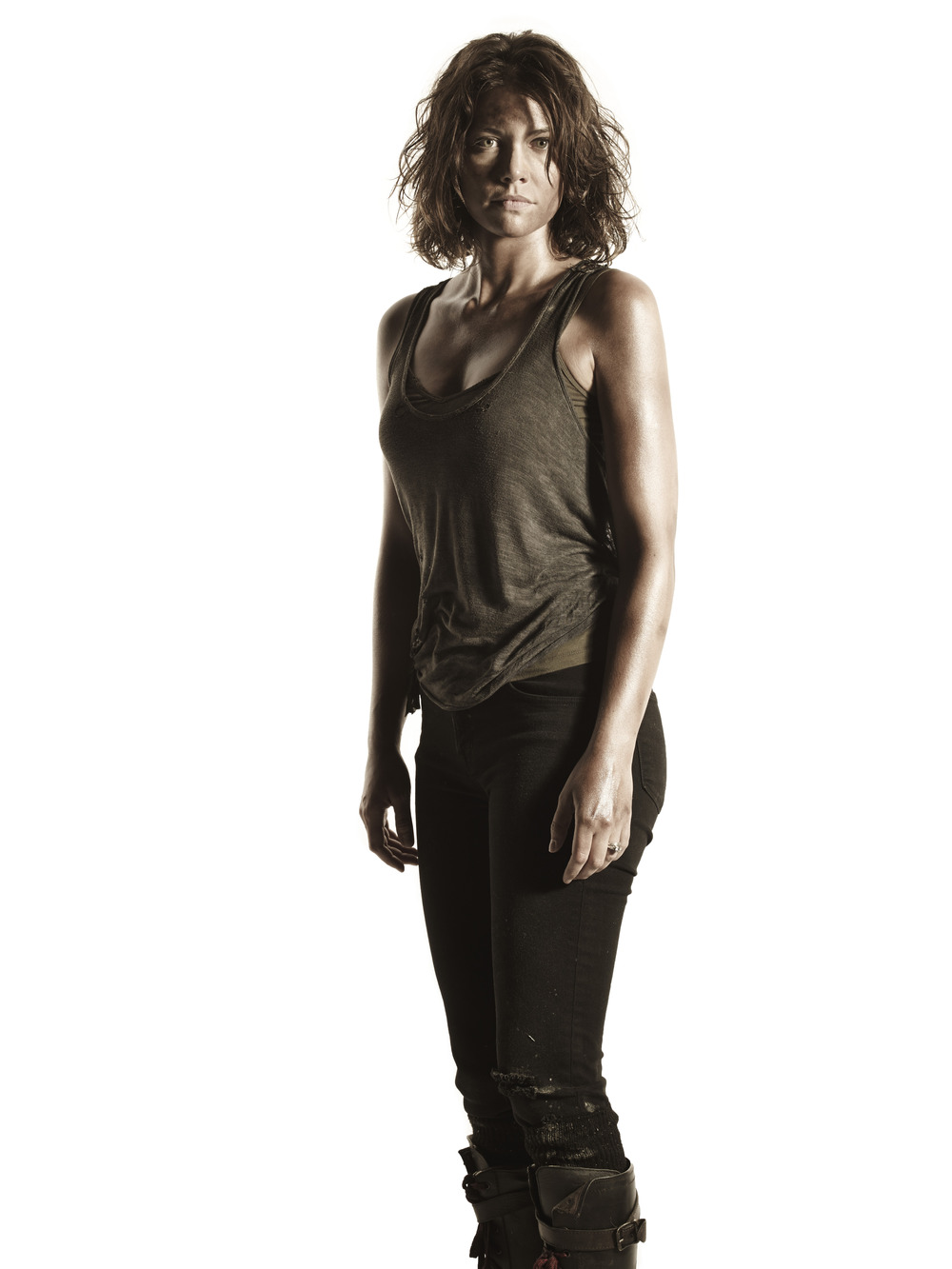 The Walking Dead Season 4: More Clues That Maggie Could Be Pregnant!