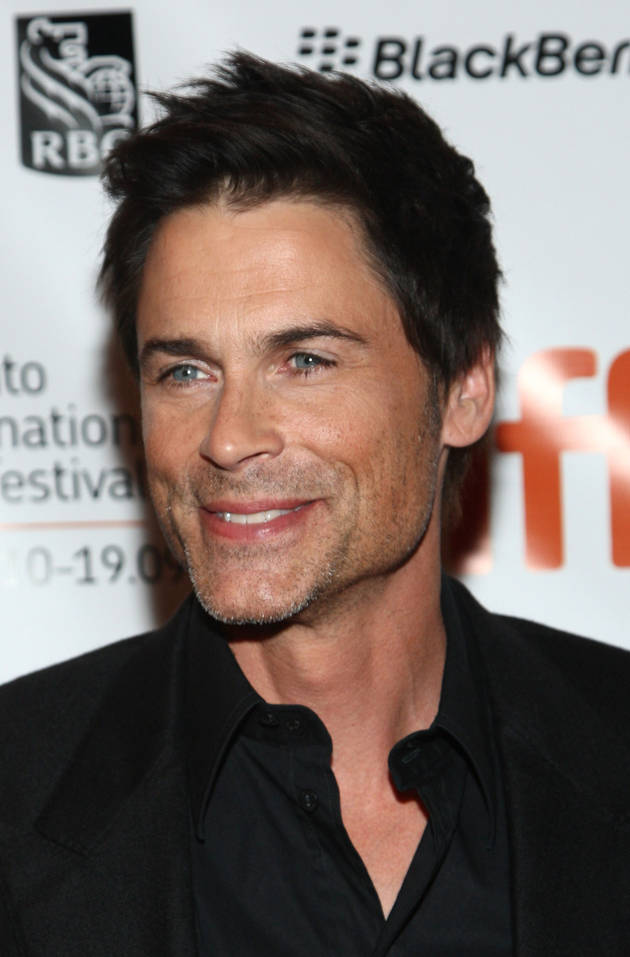 Rob Lowe Lands New NBC Series — Is It a Parks & Rec Spin-Off?