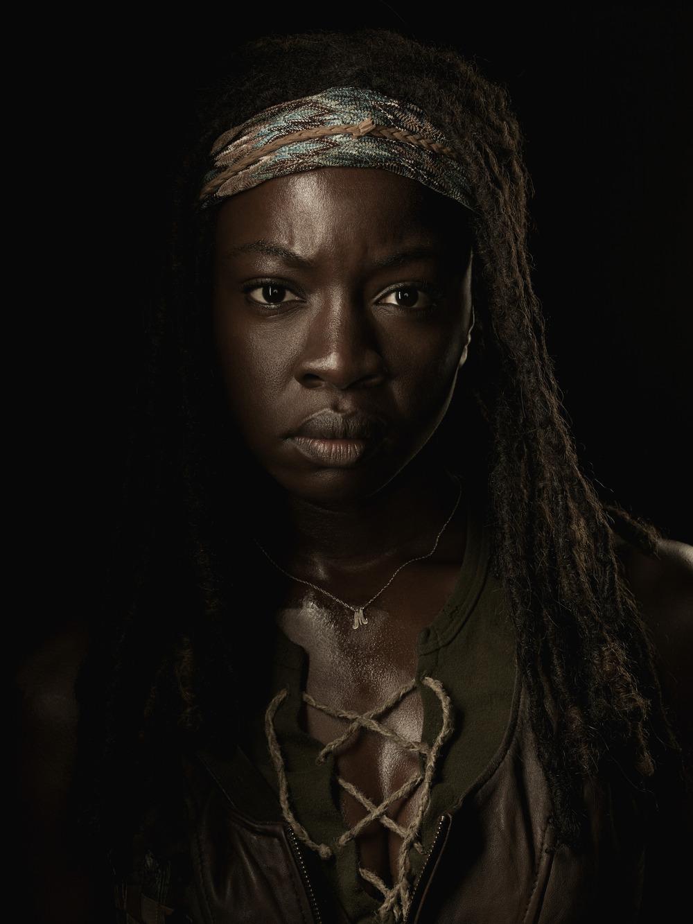 The Walking Dead's Danai Gurira Talks Michonne's Evolution and Season 4 — Exclusive
