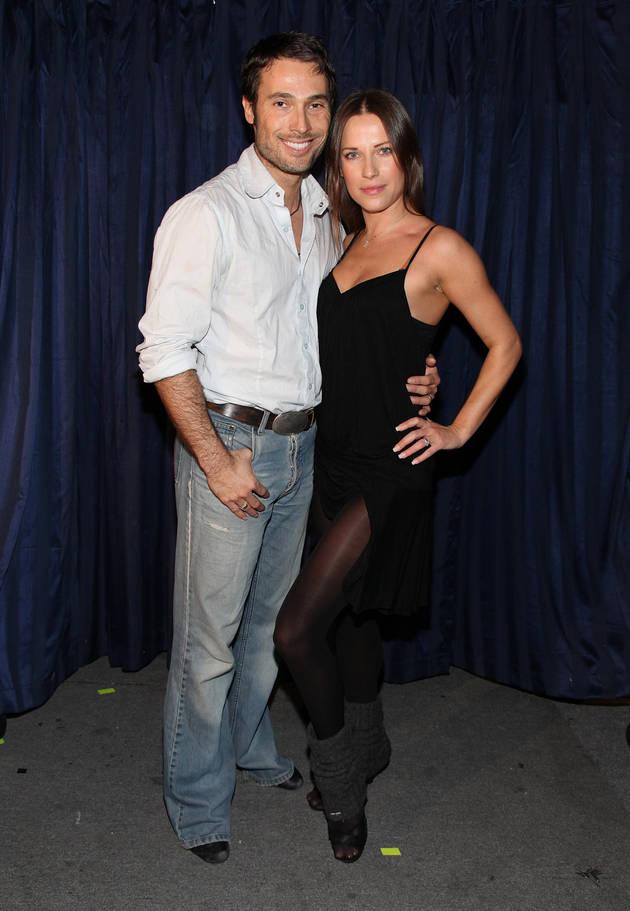 Dancing With the Stars' Edyta Sliwinska, Alec Mazo Expecting Baby Boy!