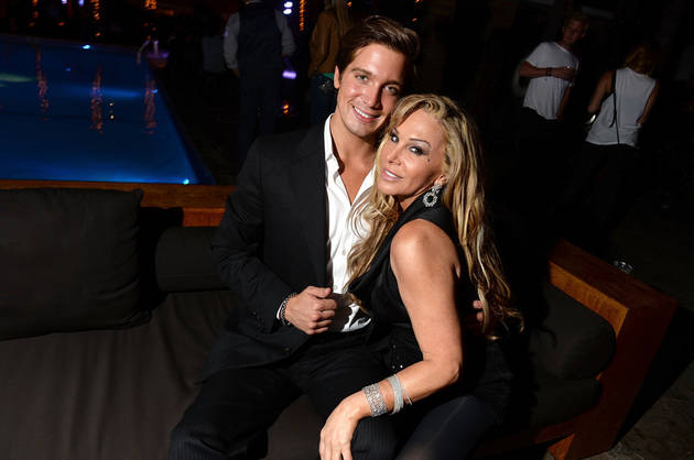 "Adrienne Maloof Opens Up About 24-Year-Old Boyfriend: He's ""Lovely"""