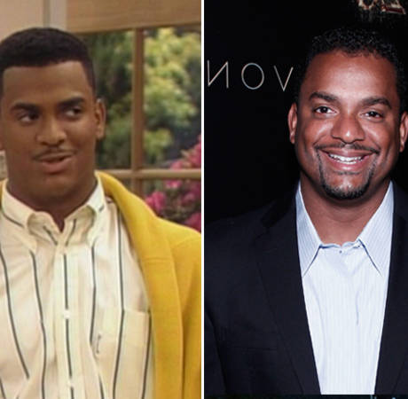Fresh Prince of Bel-Air's Alfonso Ribeiro Welcomes Baby Boy!